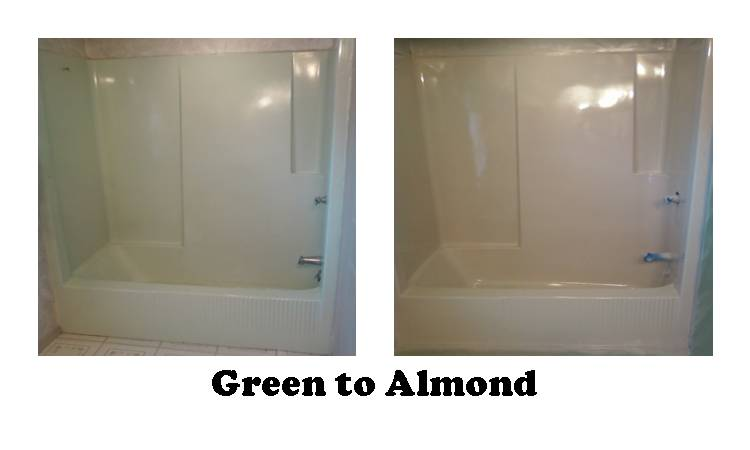 Amazing Glaze Kitchen & Bath Renewal - Fiberglass Tub Refinishing